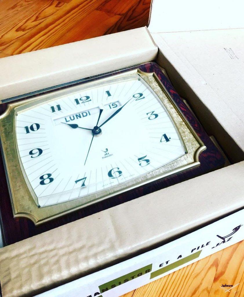 Horloge Jaz JOIGNIC (1970-1982)