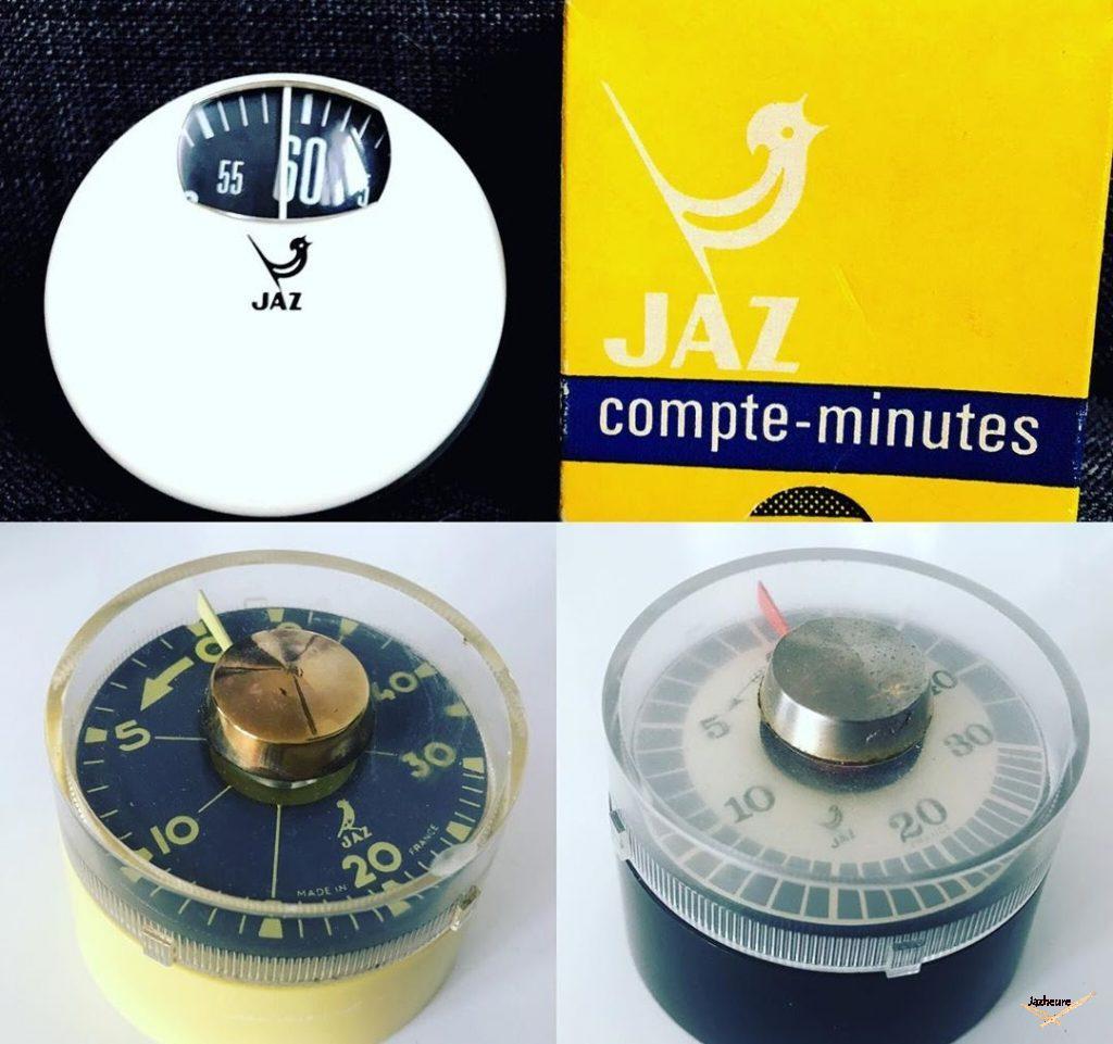 Minuteur Jaz TEMPIC et LUPIC