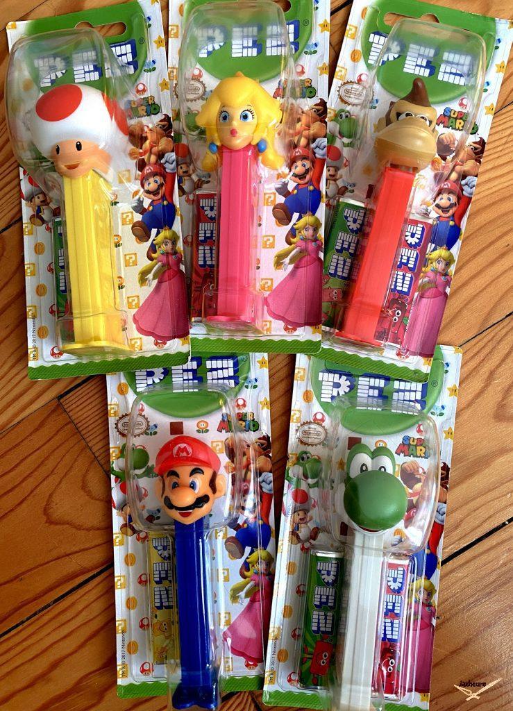 PEZ Mario Bros