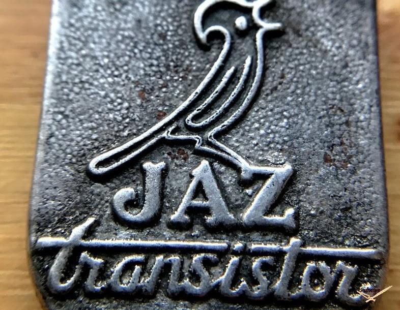 Porte-clés Jaz à transistor