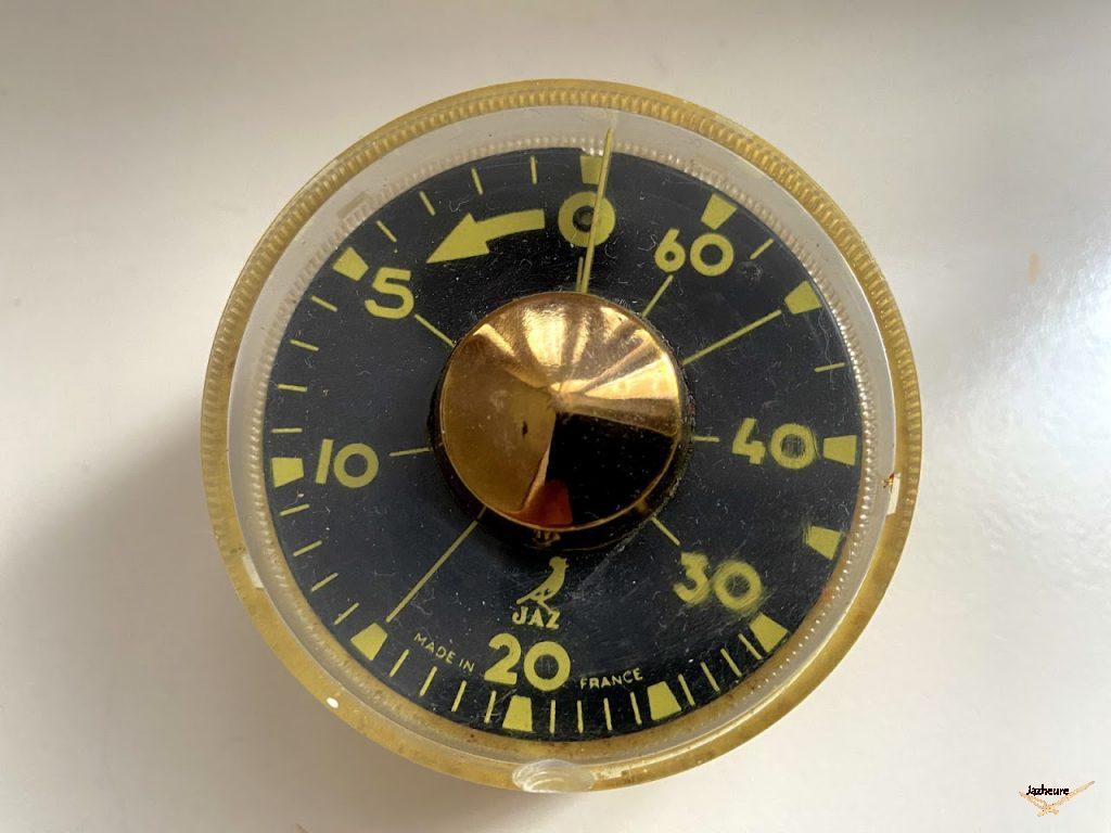 Minuteur Jaz TEMPIC (1962-1963)