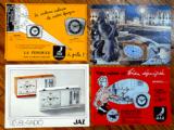 Cartes postales et avis de passage Jaz