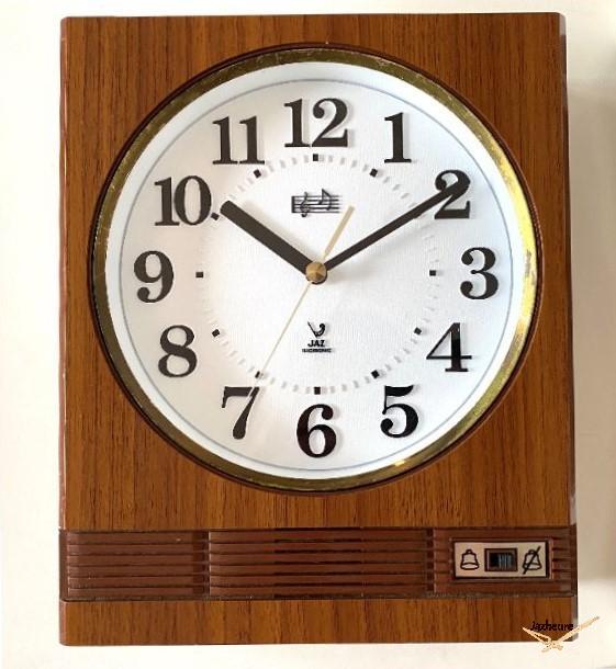 Horloge Jaz SOSIC (1976-1983)