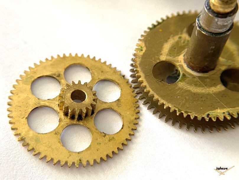 Mecanisme 1AX Jaz Turic