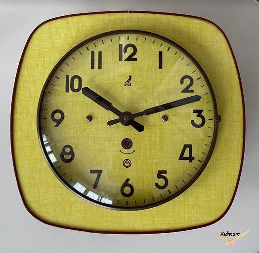 Horloge Jaz VETIC (1959-1962)