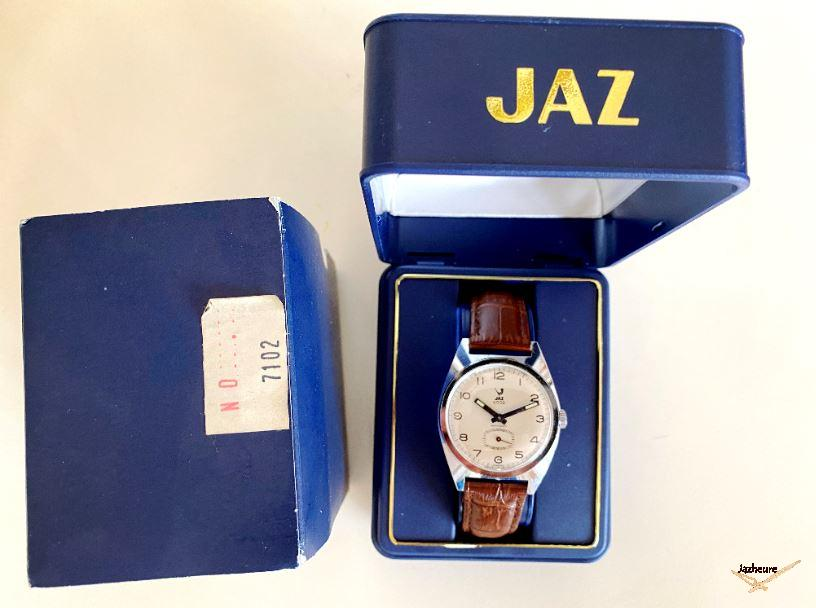 Boite montre Jaz Quartz
