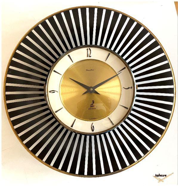 Horloge Jaz RITIC (1961-1966)