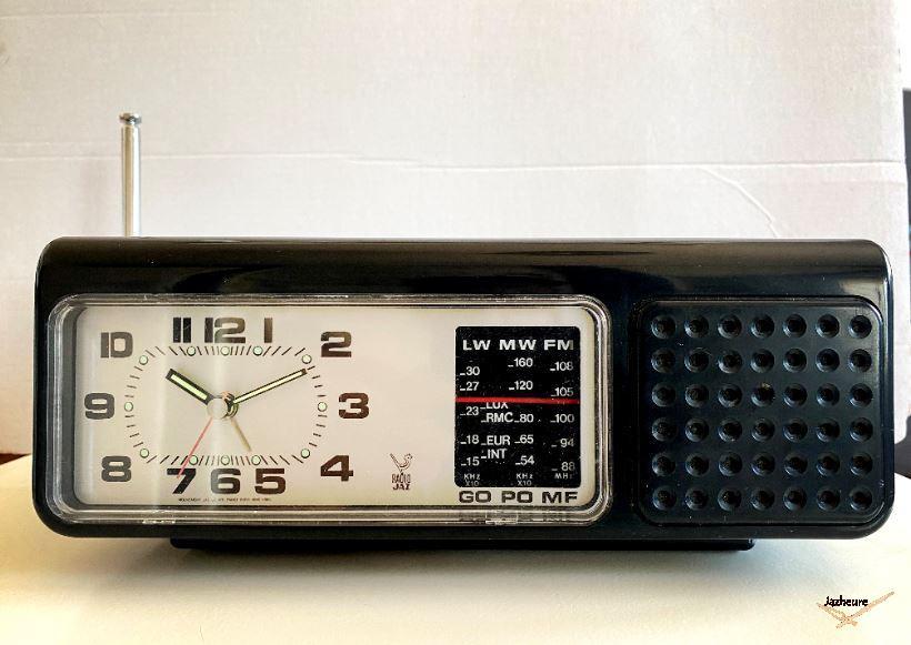 Radio-réveil Jaz MOFIC (1976-1982)