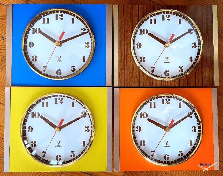 Horloges Jaz TRANCHIC (1972-1976)