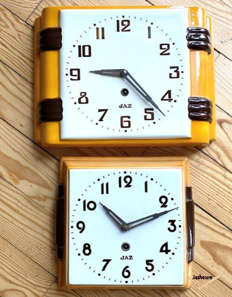 Horloge Jaz TERRIC (1936 à 1939)