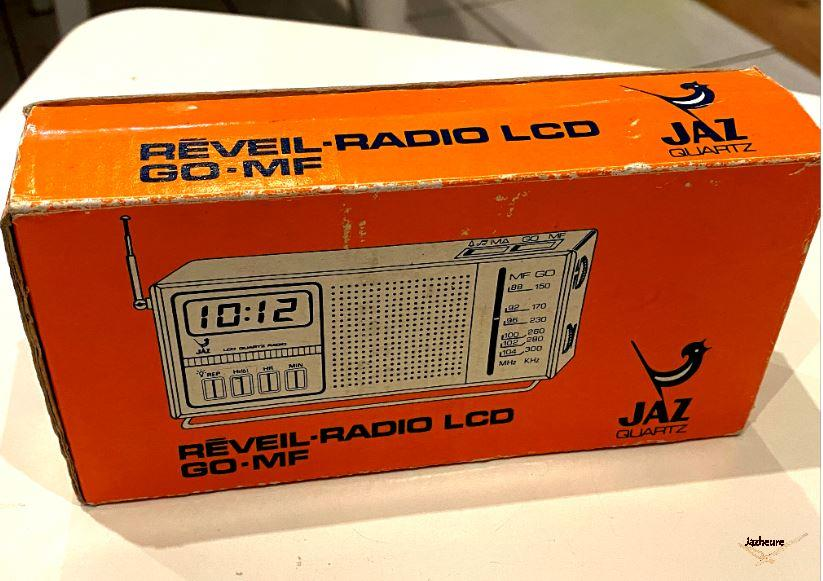 Radio Réveil Jaz FILIC (1981-1982)