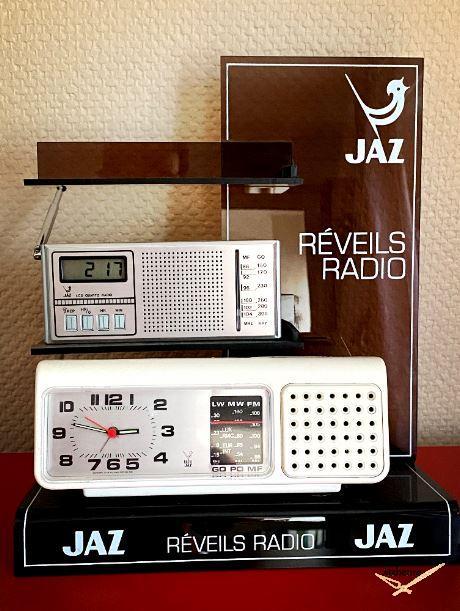 Radio Réveil Jaz