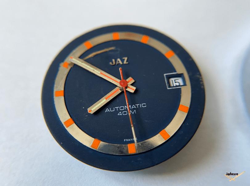 Montre Jaz automatique AC333