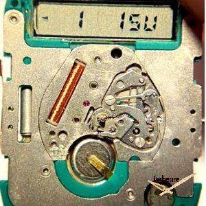 Montre Jaz Quartz type J7 (M-820-2)