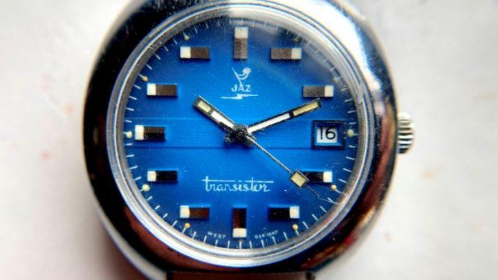 Montre Jaz Transistor EL 050