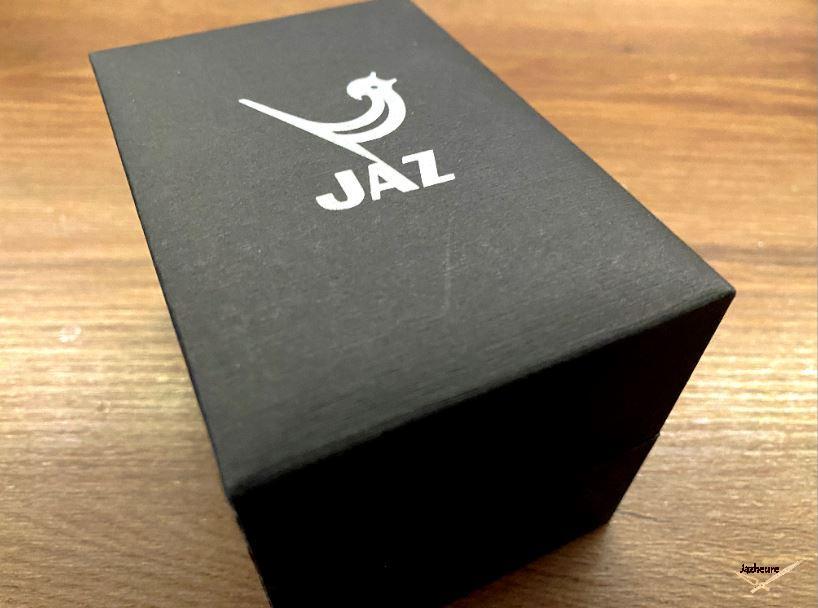 Prototype boite montre Jaz