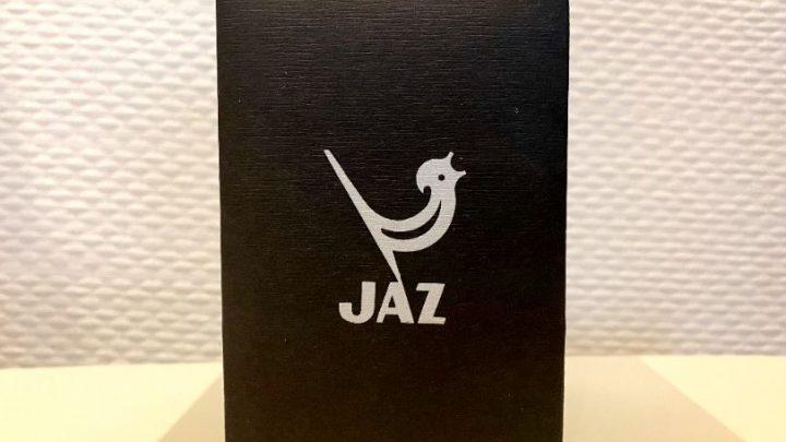 Prototype de boite pour montres Jaz