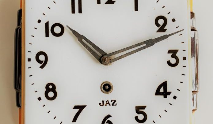 Horloge Jaz TERRIC (1936-1939)
