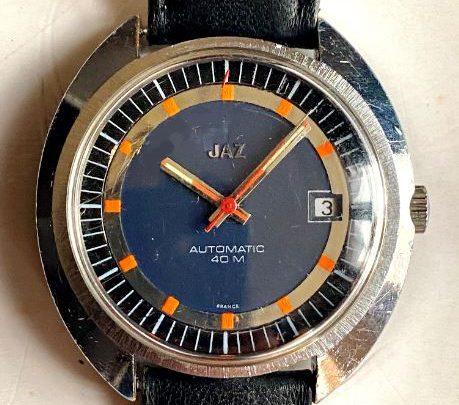 Montre automatique Jaz (référence AC 333)