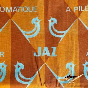 Tissus publicitaire Jaz