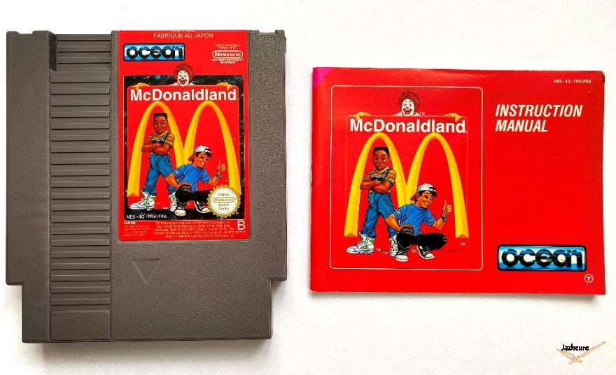 Nes MacDonaldland (1993)