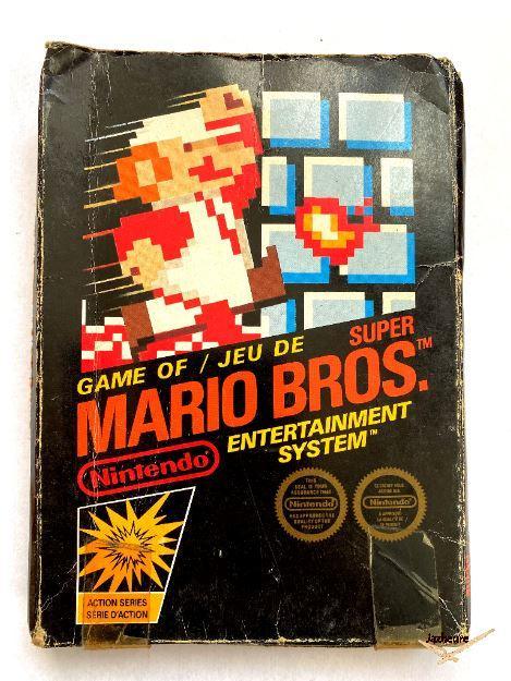 NES Mario Bros (1985)