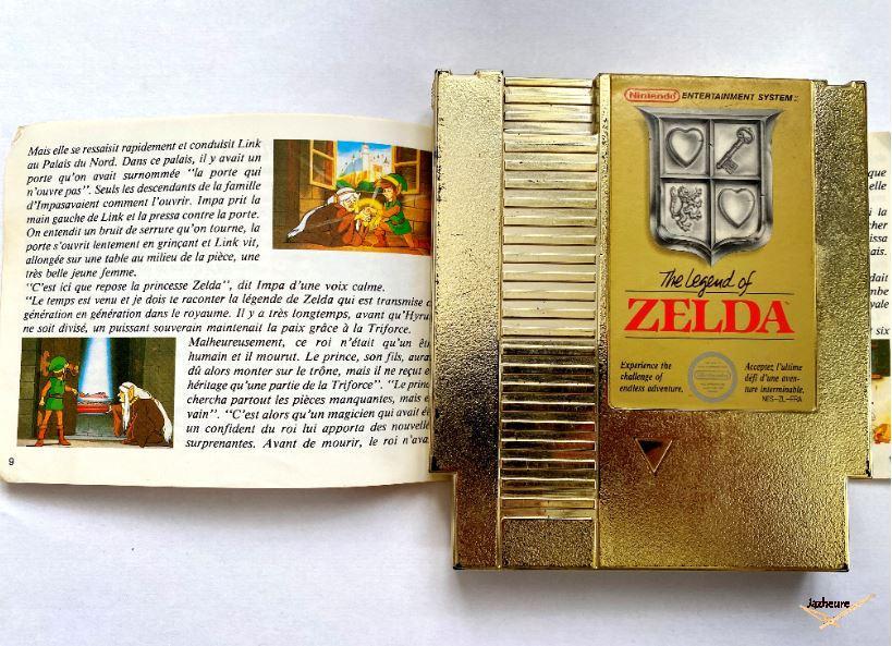 Nes The Legend of Zelda (1987)