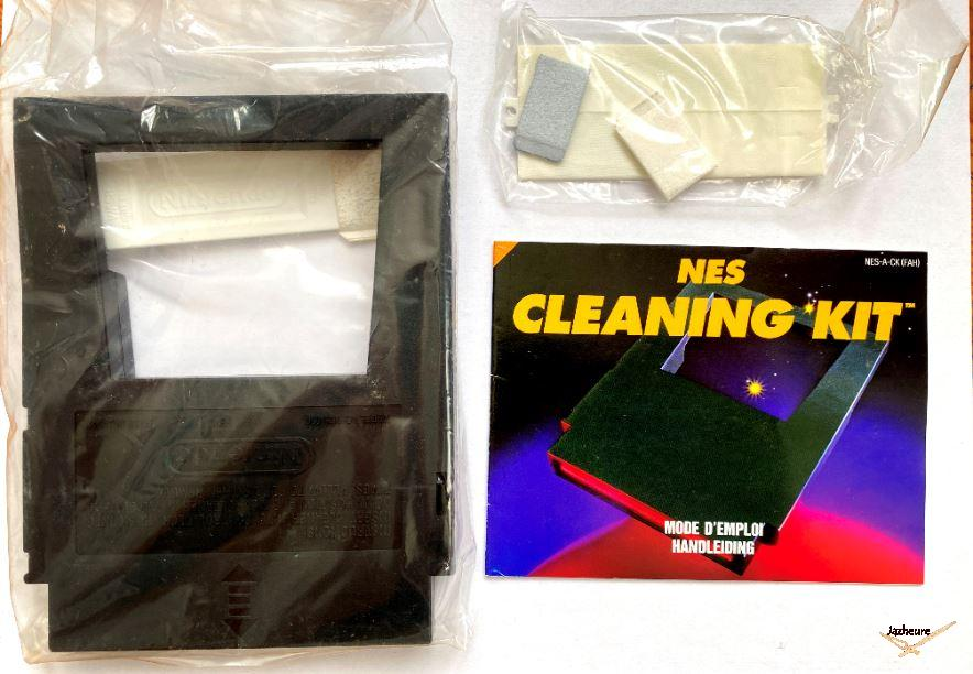 Nes Cleaning Kit (1989)