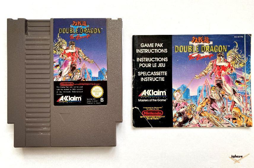 Nes Double Dragon 2 (1988)
