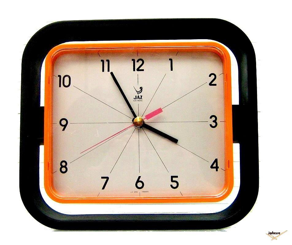 Horloge Jaz VOLIC (1978-1981)