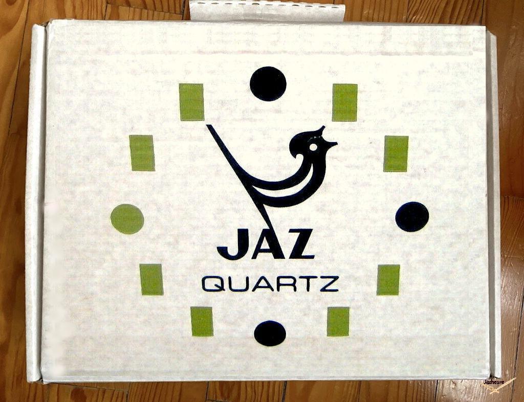 Boite horloge Jaz Quartz