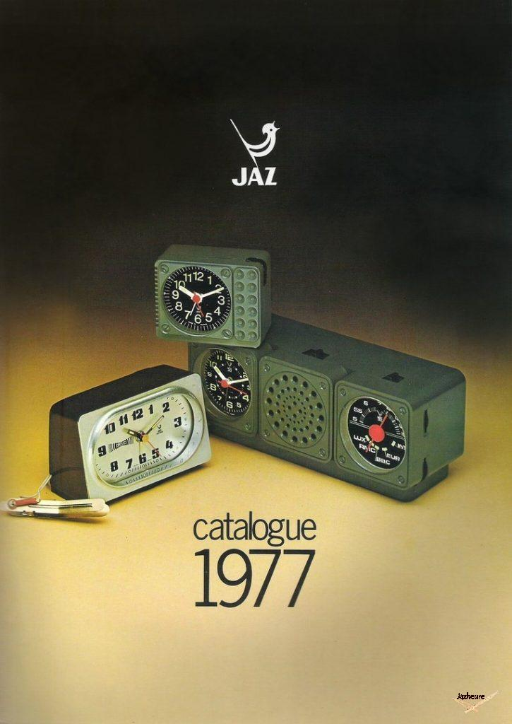 Catalogue Jaz 1977