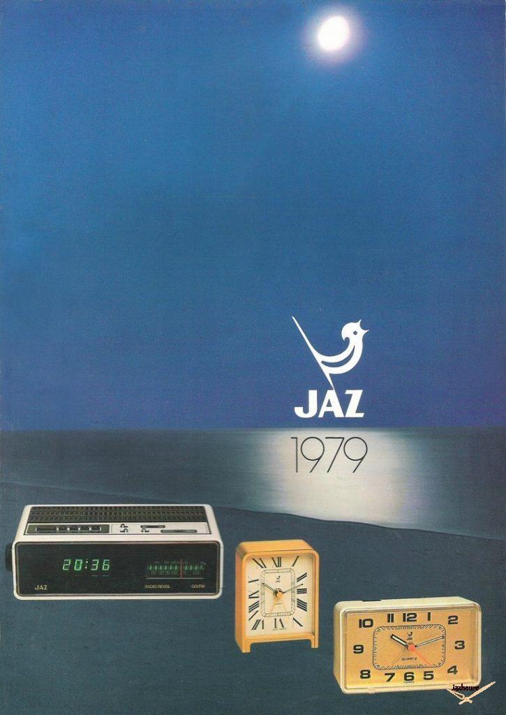 Catalogue Jaz 1979