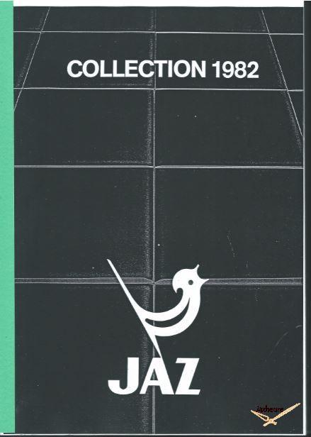 Catalogue Jaz 1982