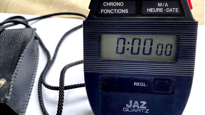 Chronomètre Jaz Quartz 5621 (1985-1987)