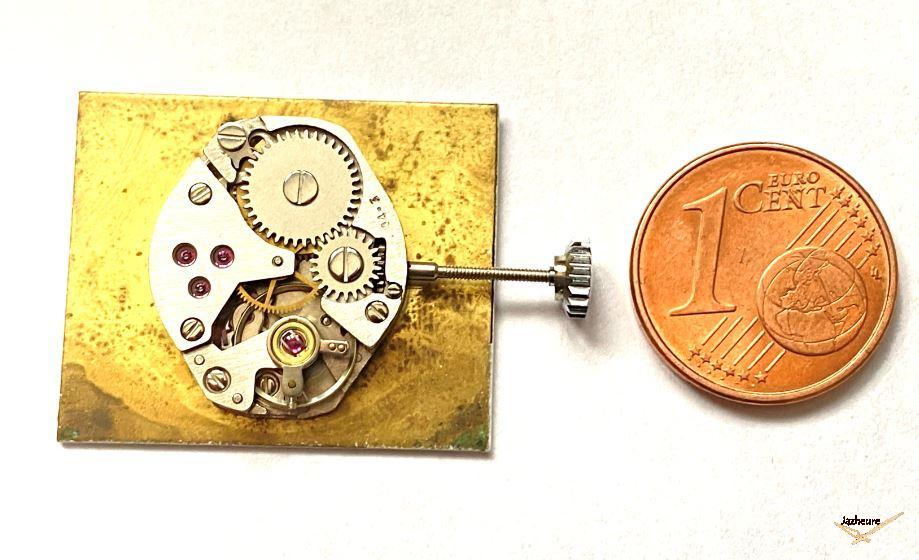 Montre Jaz DM 713 calibre LORSA 8F