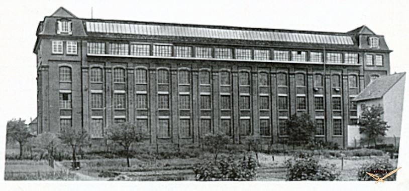 Usine Jaz de Colmar 1951