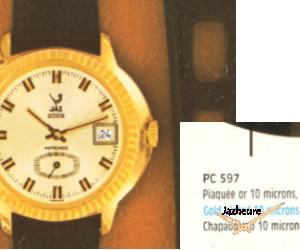 Montre mécanique PC-597 (1972-1975)