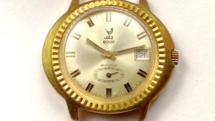 Montre Jaz mécanique PC 597 (1972-1975)