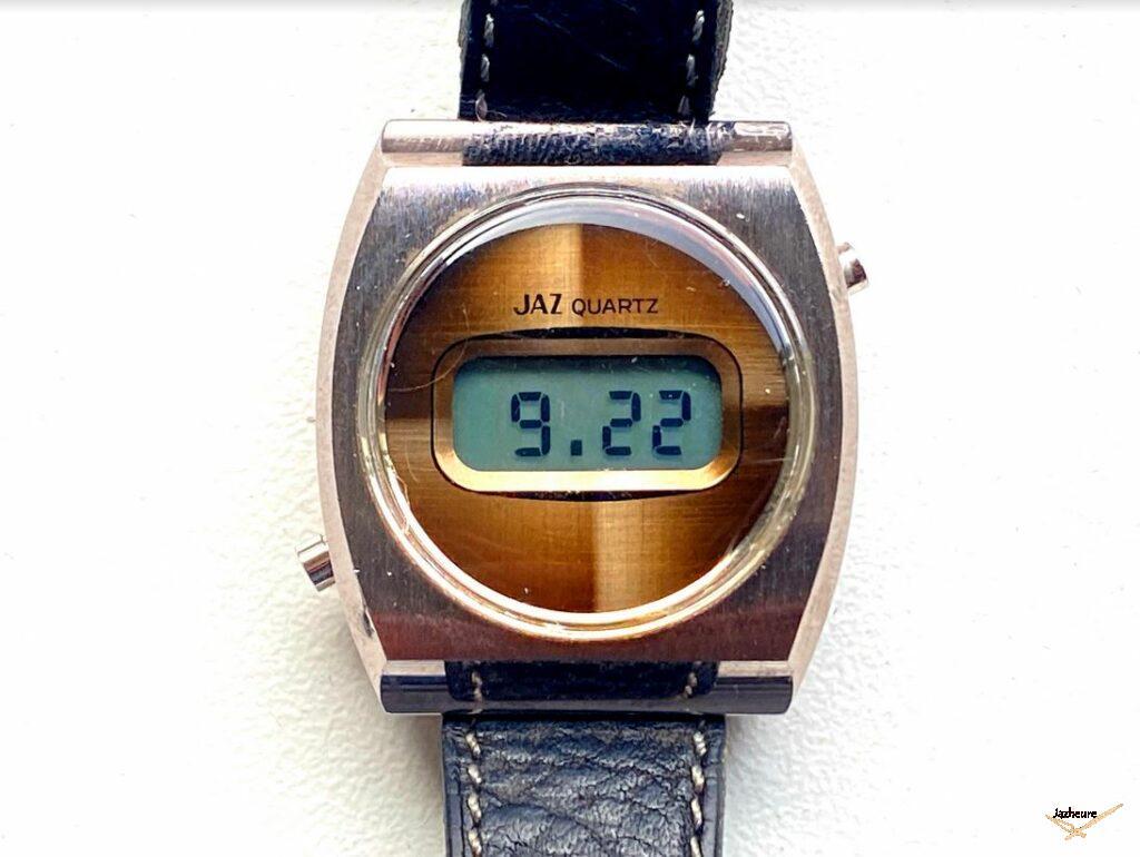 Montre Jaz Quartz CZ-1501 de 1975