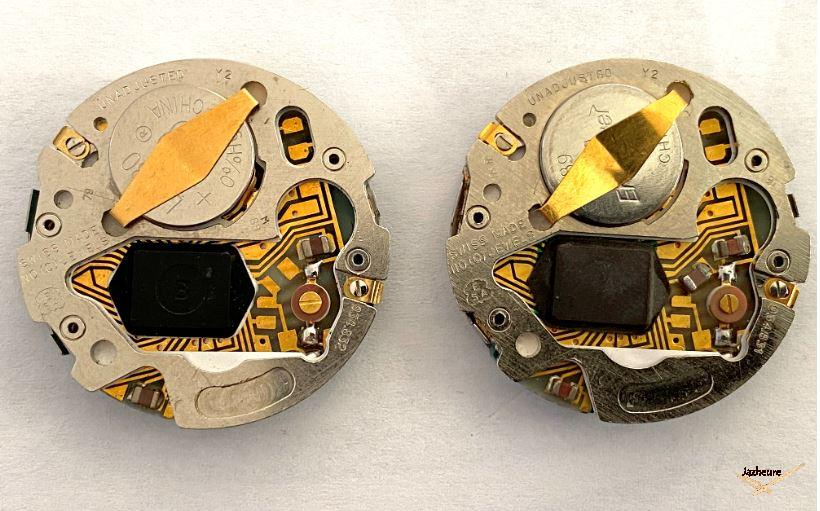 Module Jaz Quartz ESA 9348