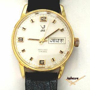 Montre Jaz Mécanique J 405 de 1973-1974