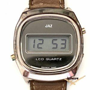 Montre Jaz Quartz LCD CZ-1546 de 1978