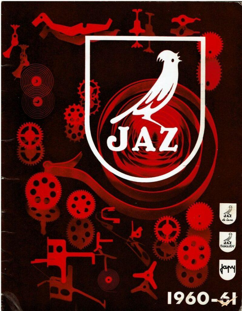 Catalogue Jaz 1960-1961