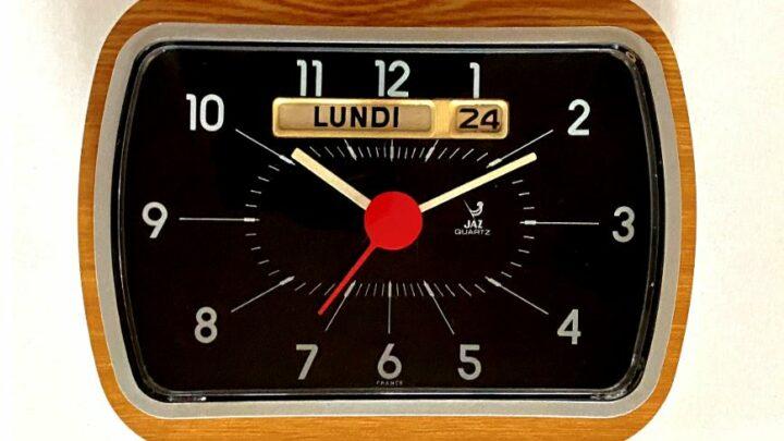 Horloge Jaz VERIC Quartz (1979-1981)