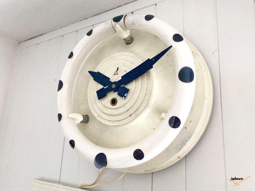 Horloge Jaz LUMIC (1953-1960)