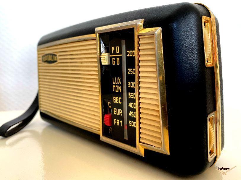 Transistor Radio Optalix ST JAMES (1972)