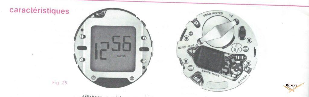 Module ESA 9348 avec Swiss